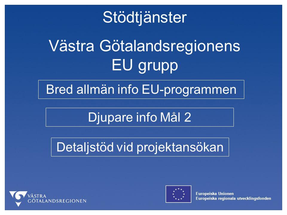Västra Götalandsregionens EU grupp