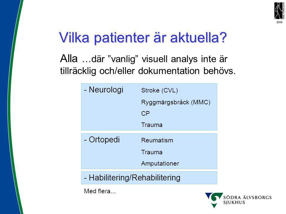 Vilka patienter är aktuella