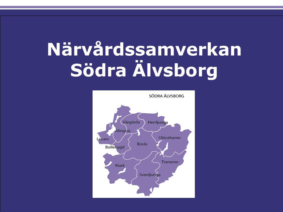 Närvårdssamverkan Södra Älvsborg