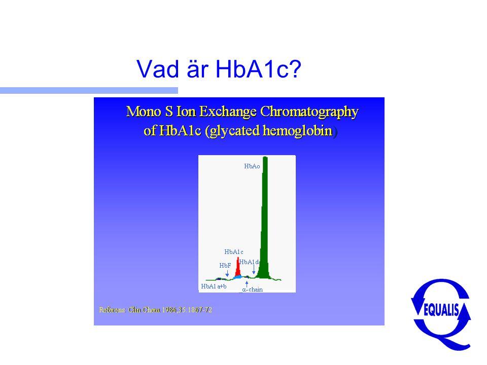 Vad är HbA1c