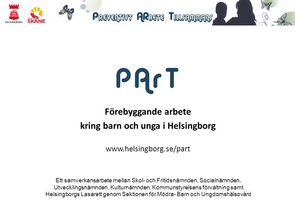 kring barn och unga i Helsingborg