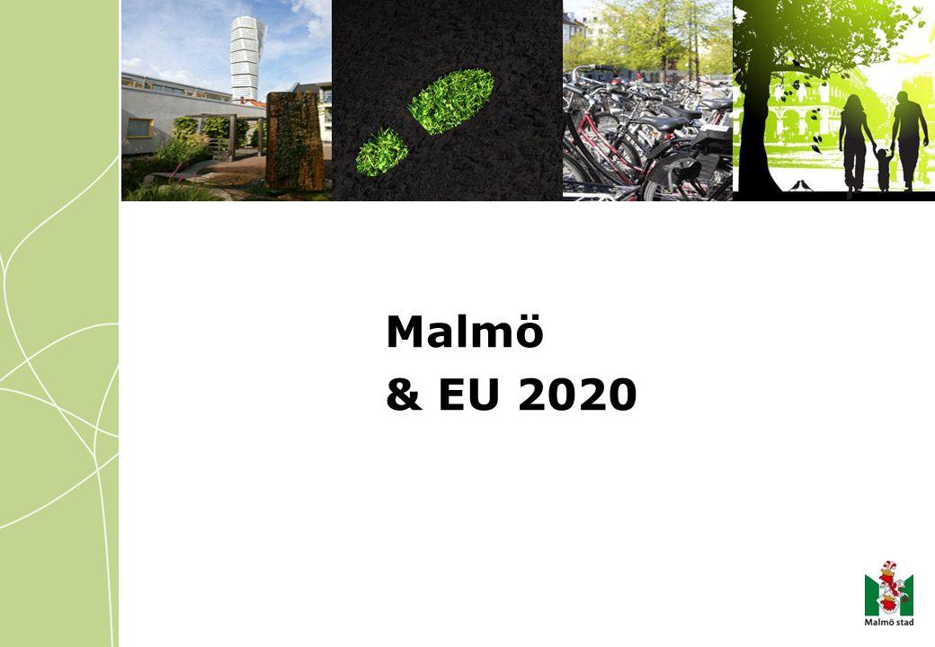 Malmö & EU 2020. Vet inte vad du skulle ha för titel, så här kommer ett förslag.
