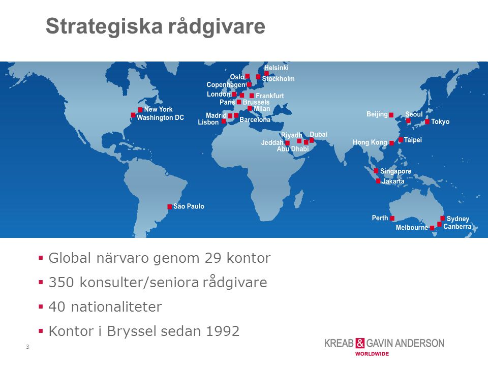 Strategiska rådgivare