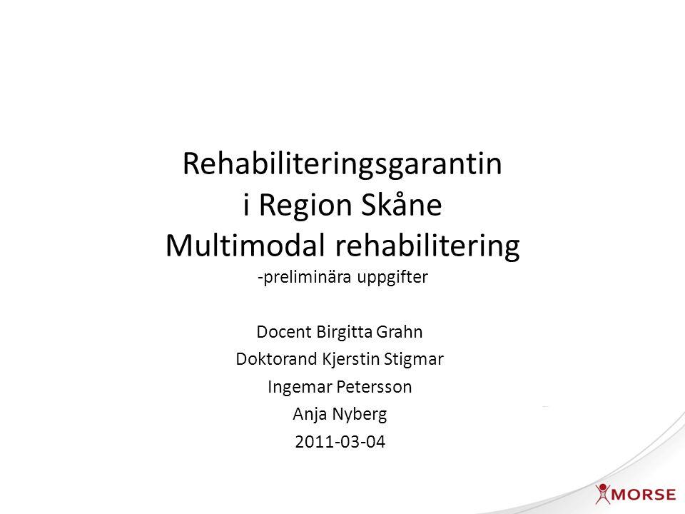 Doktorand Kjerstin Stigmar