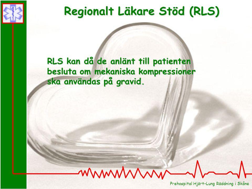 Regionalt Läkare Stöd (RLS)