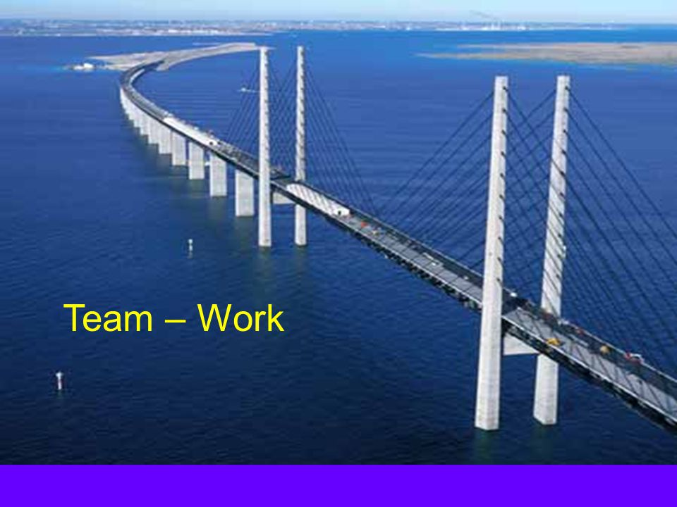 Team-work Team – Work