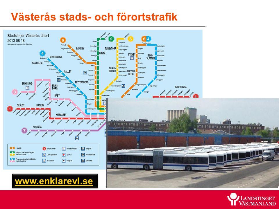 Västerås stads- och förortstrafik
