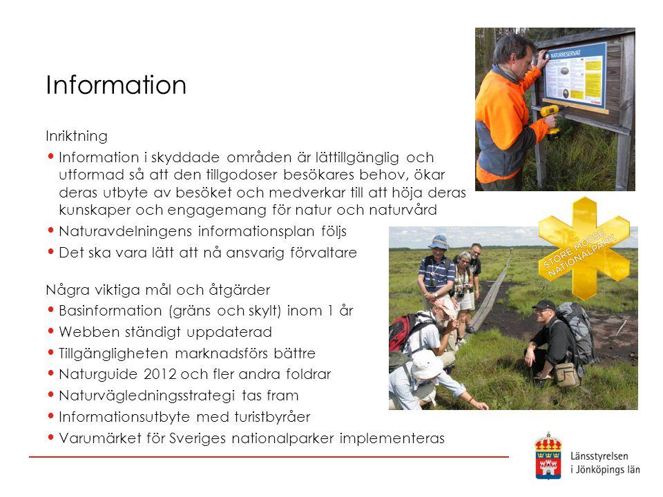 Information Inriktning
