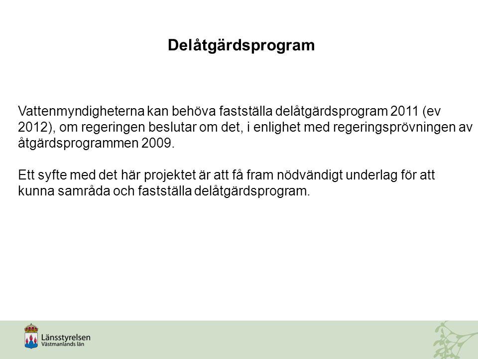 Delåtgärdsprogram