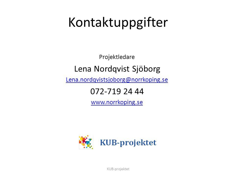 Lena Nordqvist Sjöborg