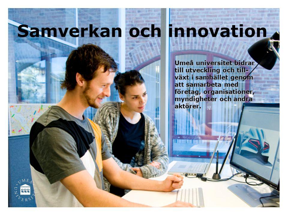 Samverkan och innovation