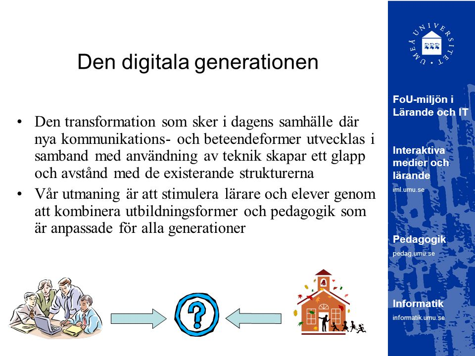Den digitala generationen