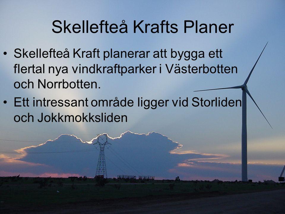 Skellefteå Krafts Planer