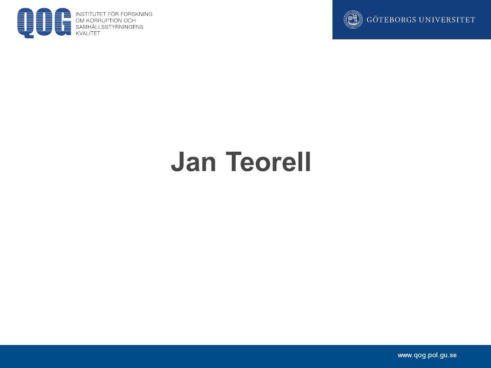 Jan Teorell