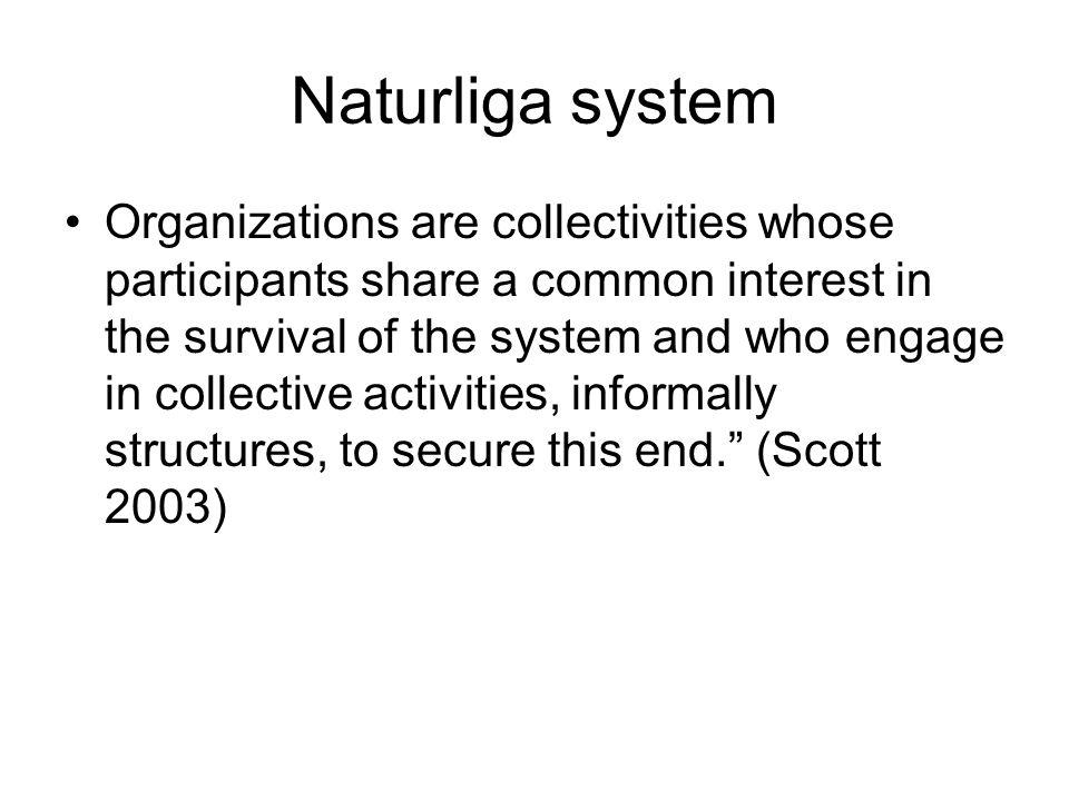 Naturliga system