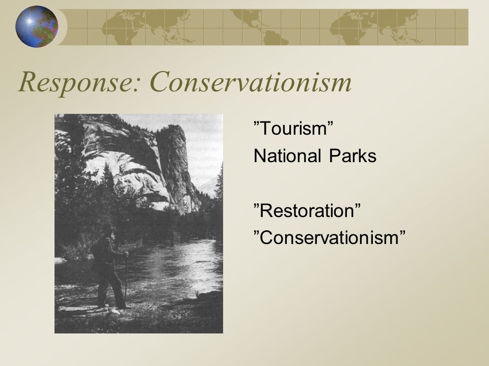 Response: Conservationism