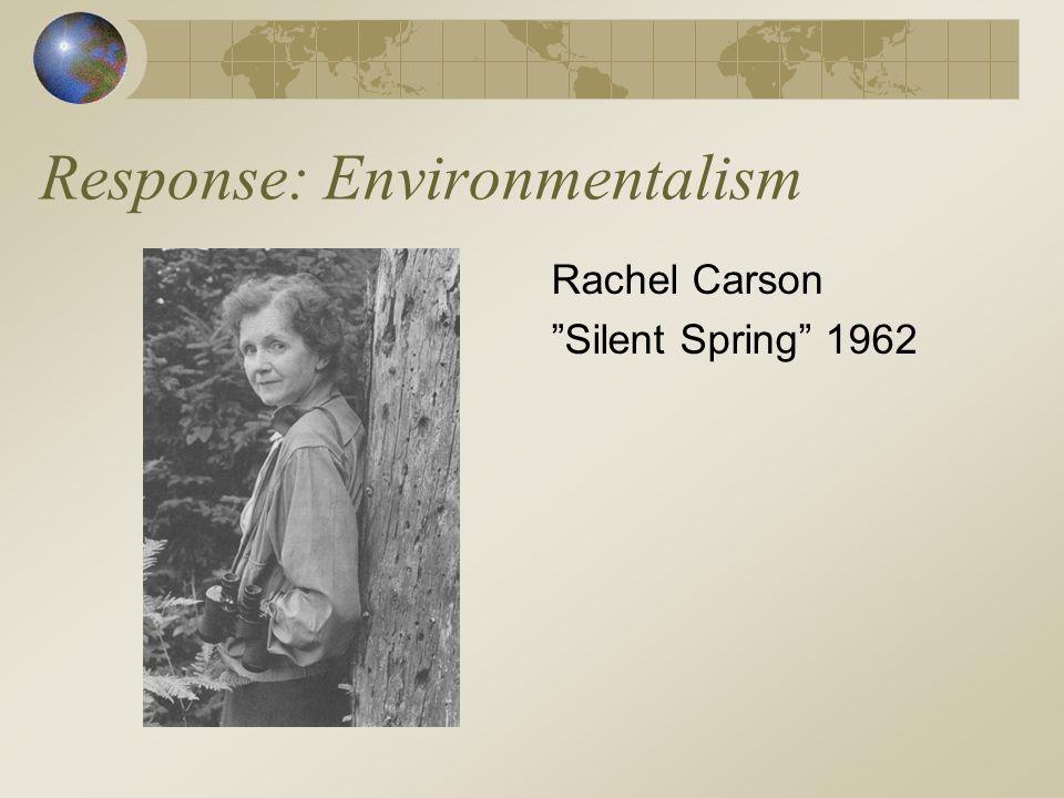 Response: Environmentalism