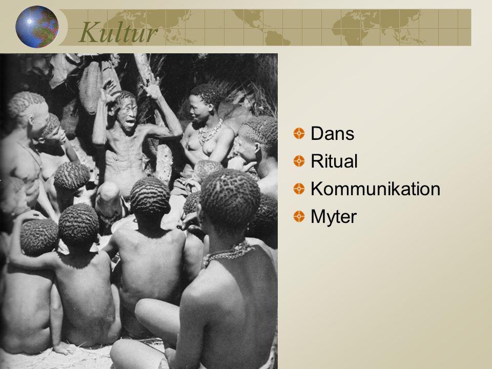 Kultur Dans Ritual Kommunikation Myter
