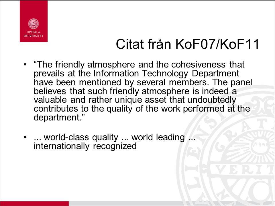 Citat från KoF07/KoF11