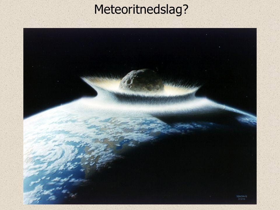 Meteoritnedslag