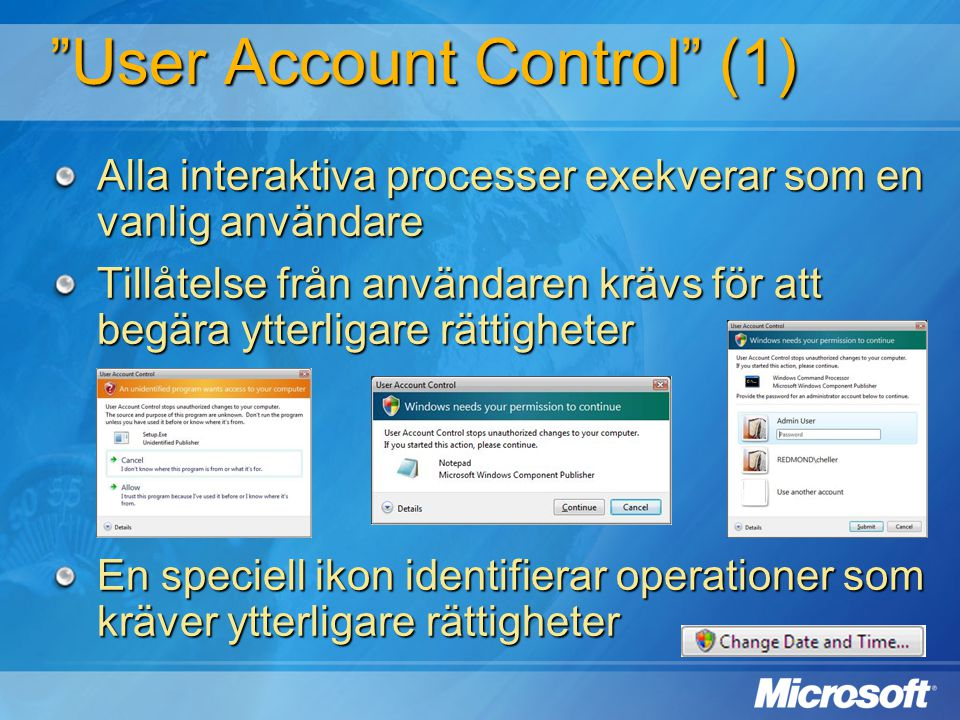 User Account Control (1)