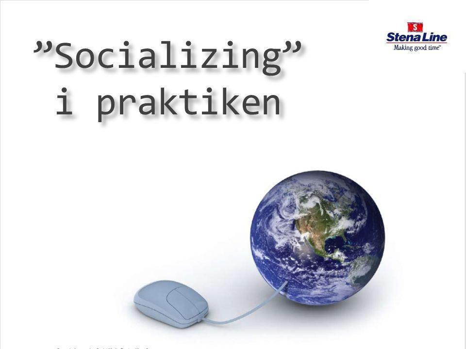 Socializing i praktiken Niclas