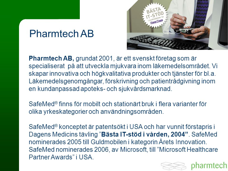 Pharmtech AB