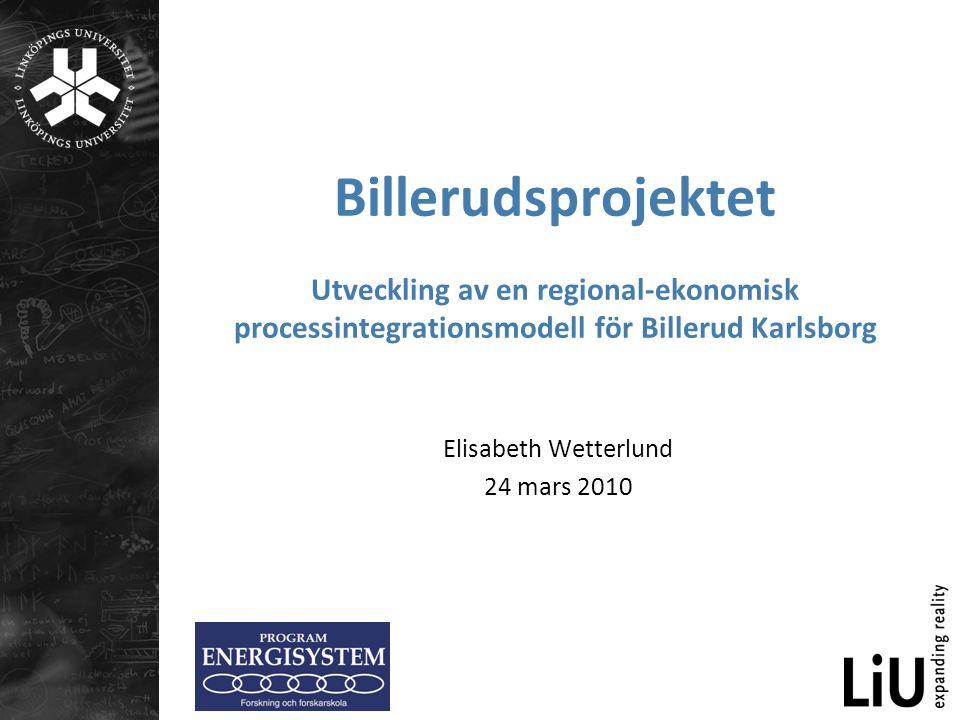 Elisabeth Wetterlund 24 mars 2010