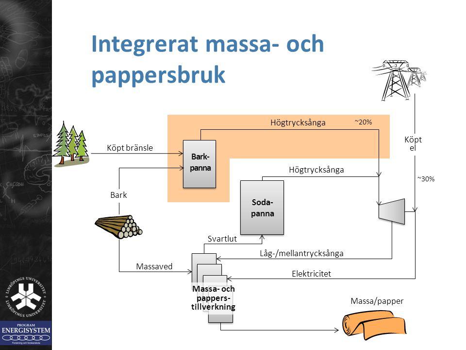 Integrerat massa- och pappersbruk