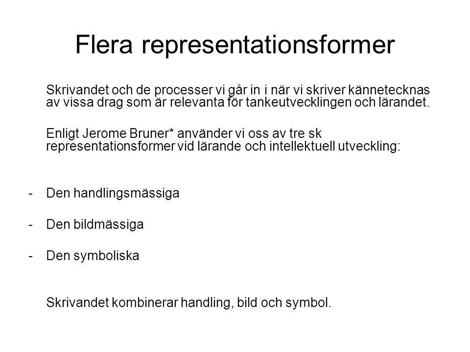 Flera representationsformer