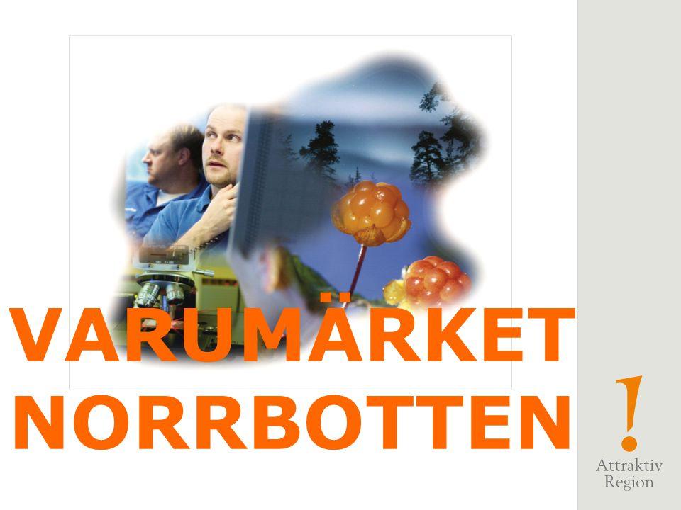 VARUMÄRKET NORRBOTTEN