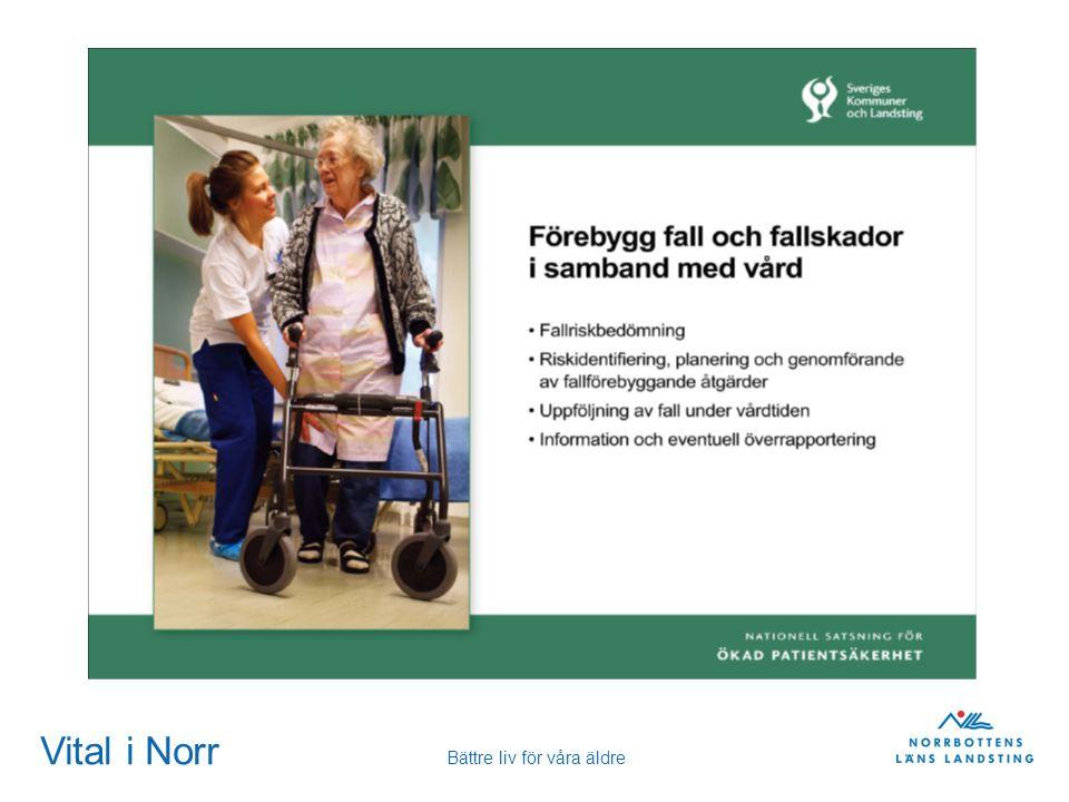Bättre liv för våra äldre