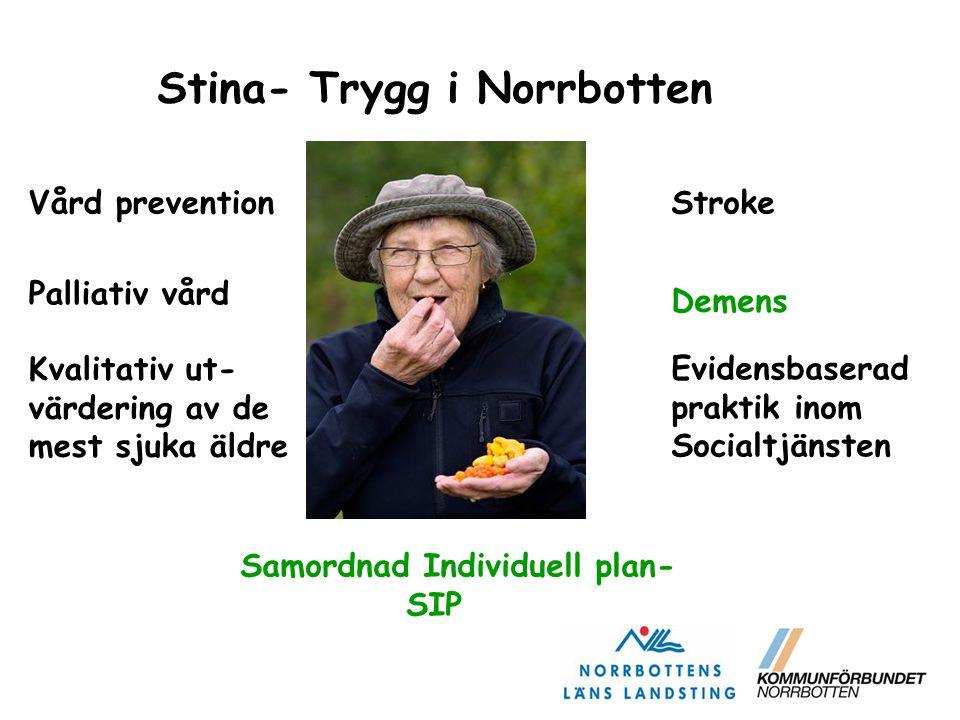 Stina- Trygg i Norrbotten