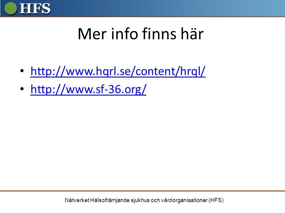 Mer info finns här http://www.hqrl.se/content/hrql/