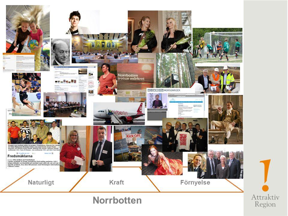 Naturligt Kraft Förnyelse Norrbotten
