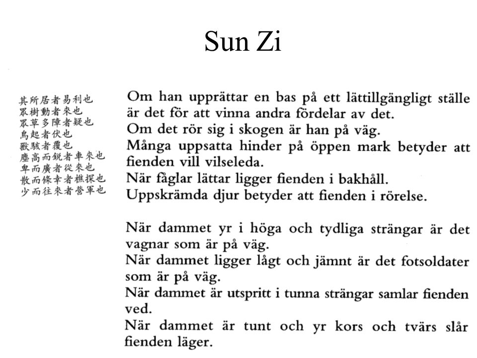 Sun Zi