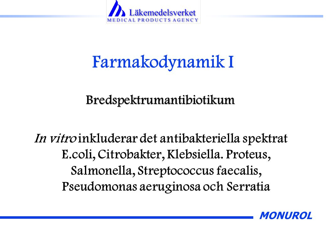 Bredspektrumantibiotikum
