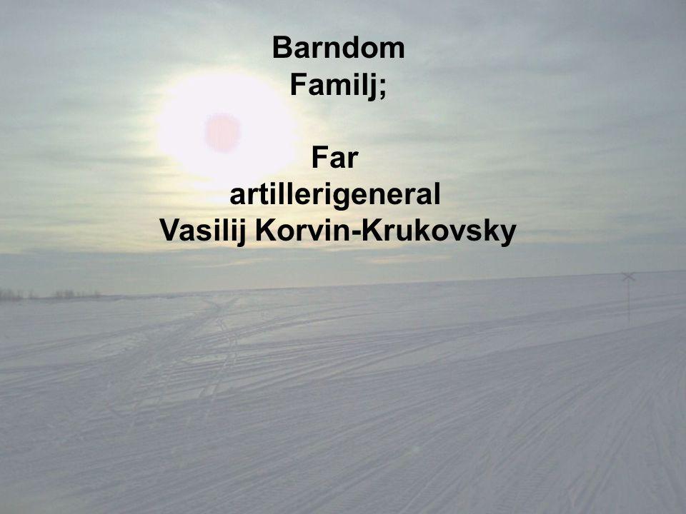 Vasilij Korvin-Krukovsky