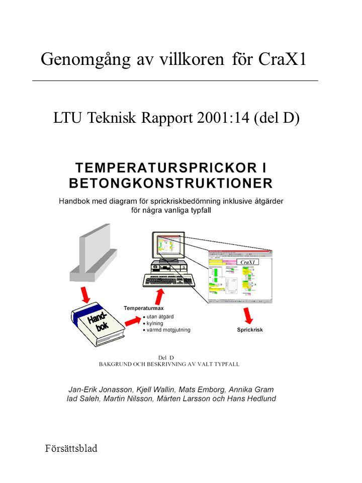 LTU Teknisk Rapport 2001:14 (del D)