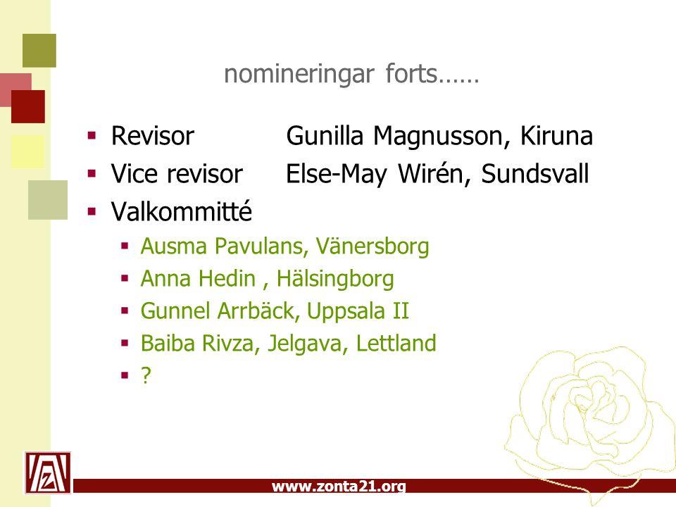 Revisor Gunilla Magnusson, Kiruna