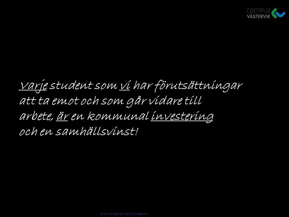 © Jerry Engström Campus Västervik