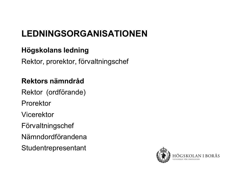 Ledningsorganisationen