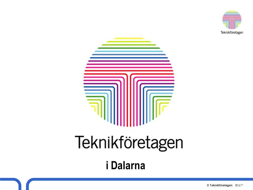 i Dalarna © Teknikföretagen Bild 7