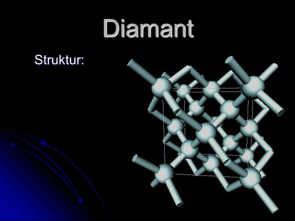 Diamant Struktur: