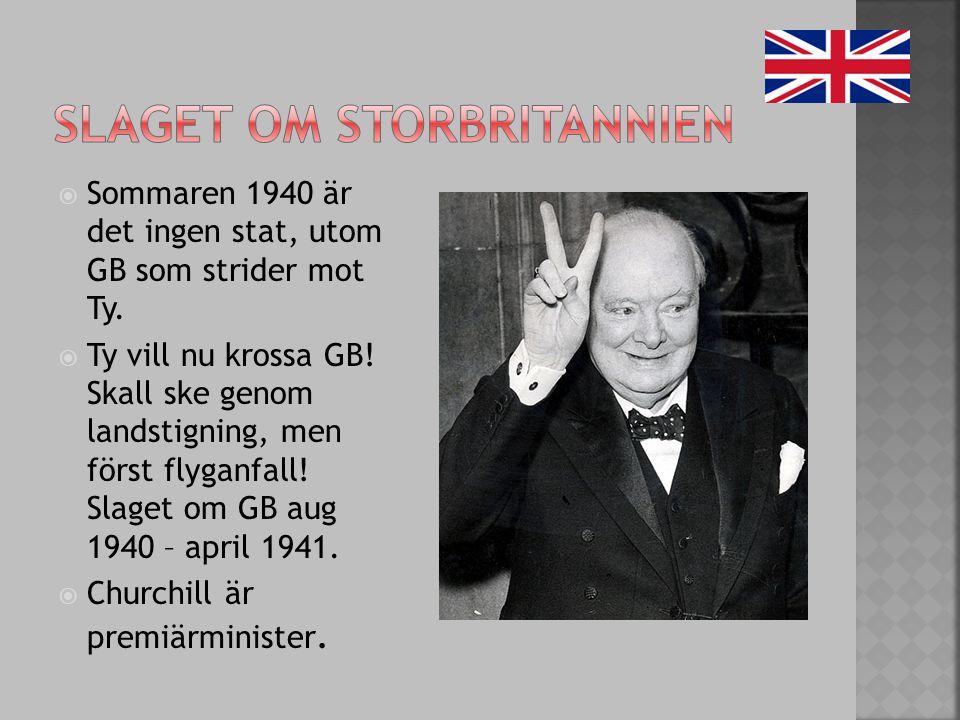 Slaget om Storbritannien