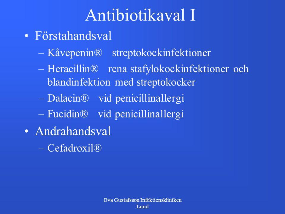 Eva Gustafsson Infektionskliniken Lund