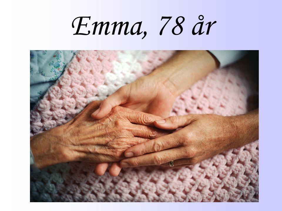 Emma, 78 år