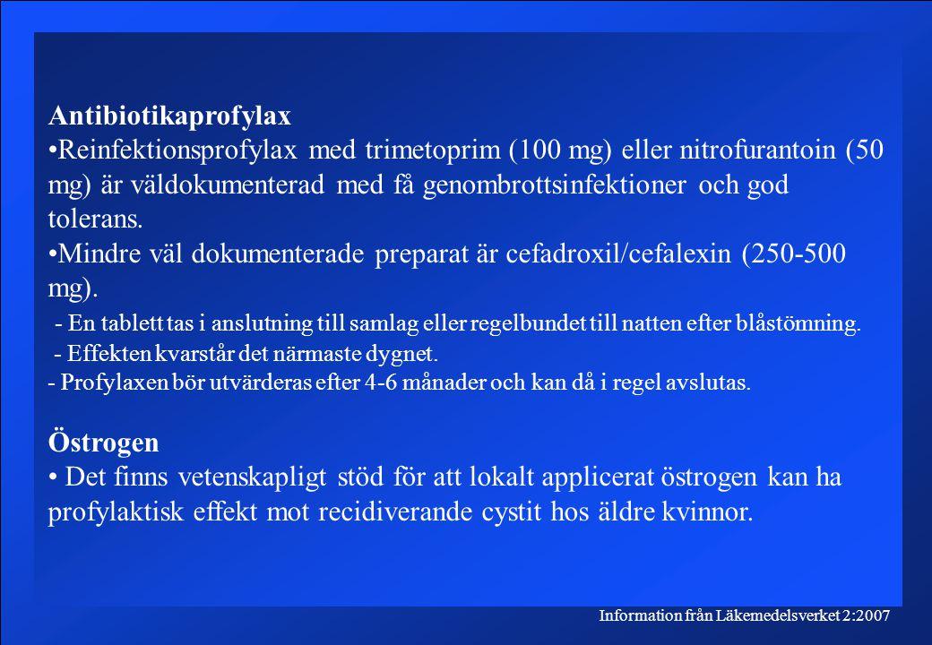 Antibiotikaprofylax