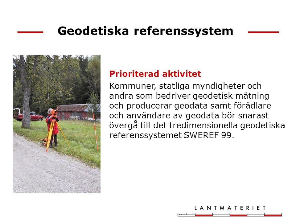 Geodetiska referenssystem
