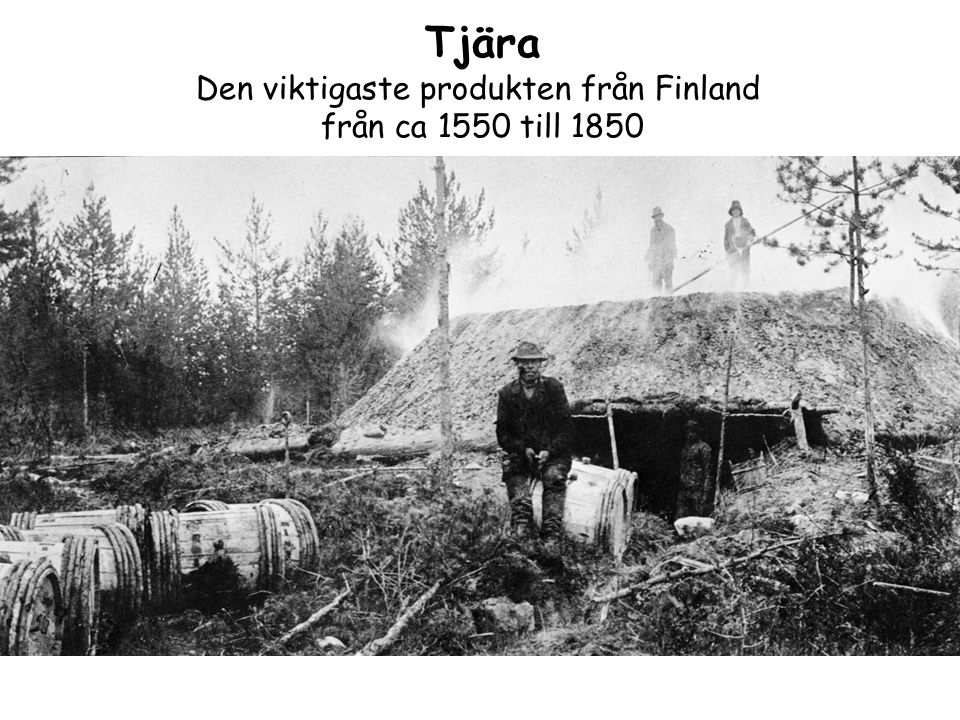 Den viktigaste produkten från Finland